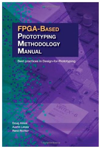 FPMM Book Cover. FPMM is the holy grail of FPGA-based prototyping unlocking the secrets to successful prototyping