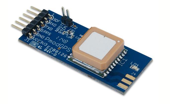 PMOD sensor example