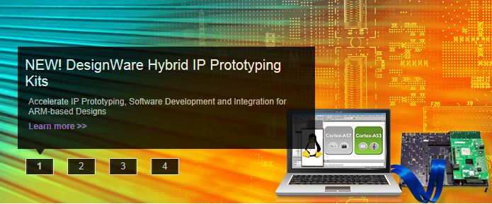 DesignWare Hybrid IP Prototyping Kits