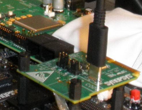 HAPS USB Type-C daughter board