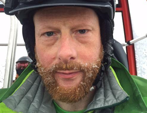 Mick Icy Beard