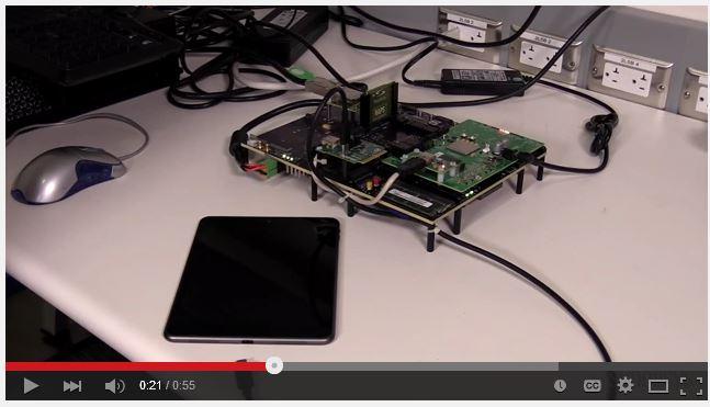 DesignWare USB Type-C on HAPS Video