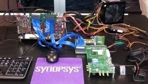 Synopsys / Intel M-PCIe Interoperability Demo