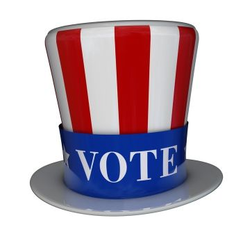 Please Vote! Hat