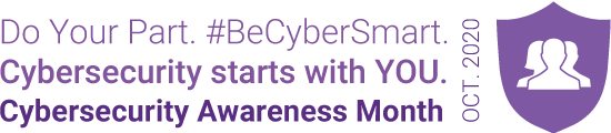 Cybersecurity awarness month