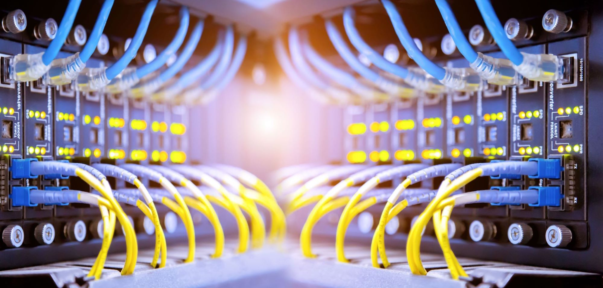 The Link Between Hyperscale Data Centers and Next-Generation Ethernet Connectivity