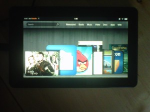 Eric's Kindle Fire