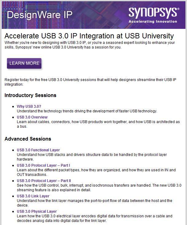 USB University Link