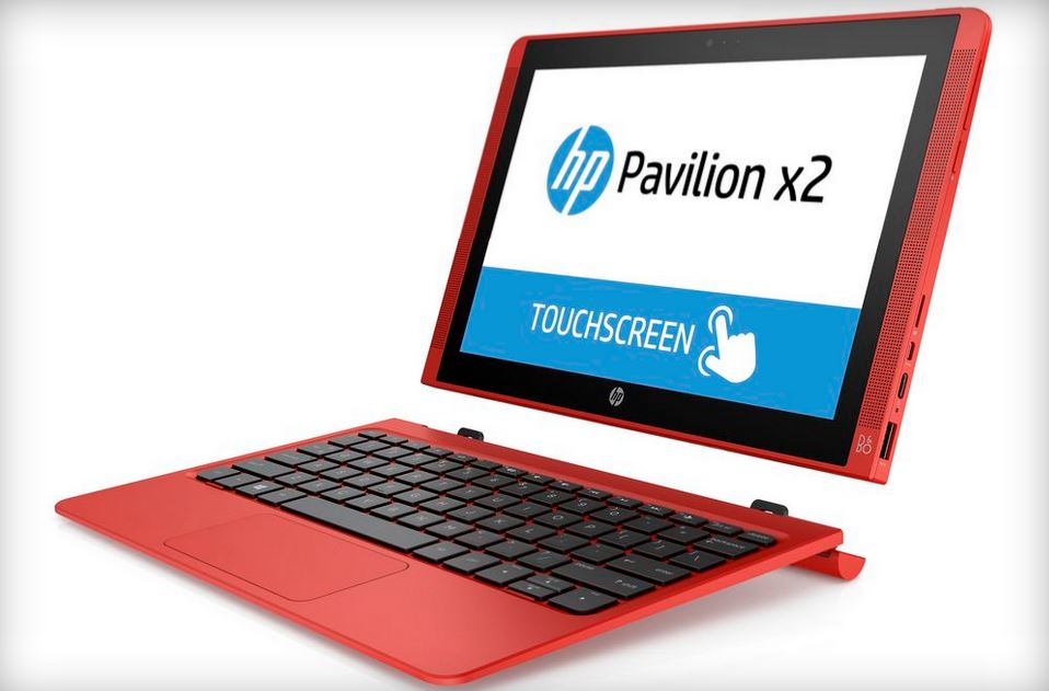 HP Pavillion x2 with Type C June 2015