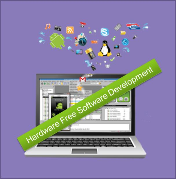 hardware free software development